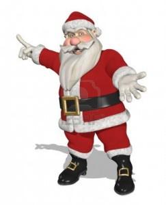 kerstmannodigt